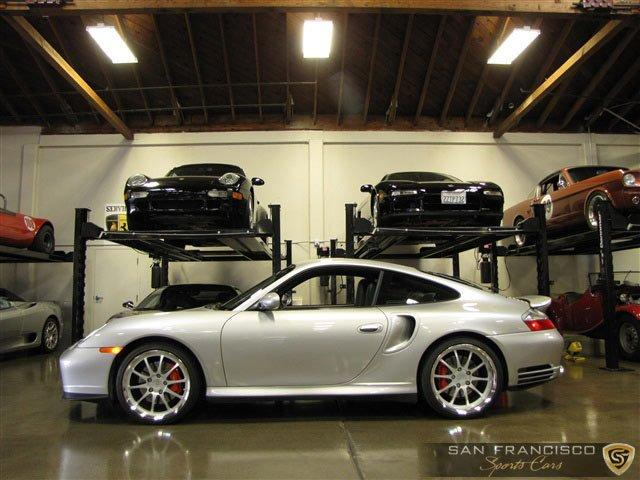Used 2004 Porsche Turbo for sale Sold at San Francisco Sports Cars in San Carlos CA 94070 3
