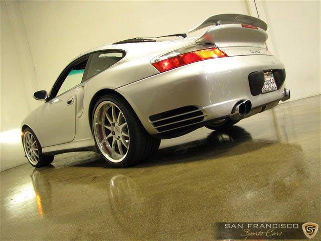 Used 2004 Porsche Turbo for sale Sold at San Francisco Sports Cars in San Carlos CA 94070 4