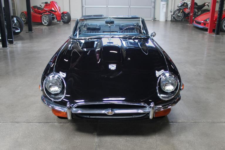 Used 1970 Jaguar XKE for sale Sold at San Francisco Sports Cars in San Carlos CA 94070 2