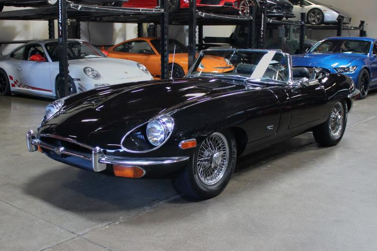 Used 1970 Jaguar XKE for sale Sold at San Francisco Sports Cars in San Carlos CA 94070 3