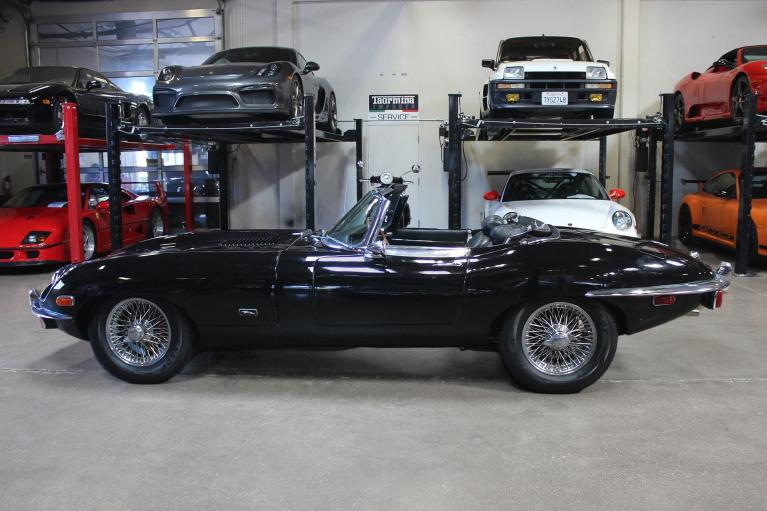 Used 1970 Jaguar XKE for sale Sold at San Francisco Sports Cars in San Carlos CA 94070 4