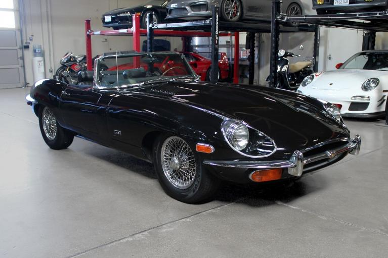 Used 1970 Jaguar XKE for sale Sold at San Francisco Sports Cars in San Carlos CA 94070 1