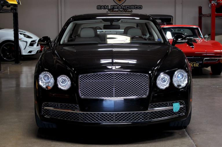 Used 2014 Bentley Flying Spur for sale Sold at San Francisco Sports Cars in San Carlos CA 94070 2