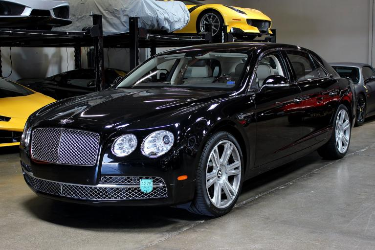 Used 2014 Bentley Flying Spur for sale Sold at San Francisco Sports Cars in San Carlos CA 94070 3
