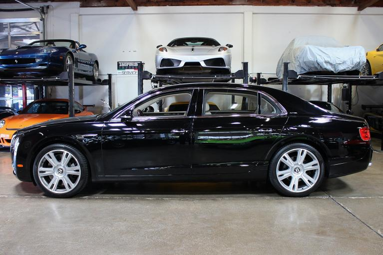 Used 2014 Bentley Flying Spur for sale Sold at San Francisco Sports Cars in San Carlos CA 94070 4