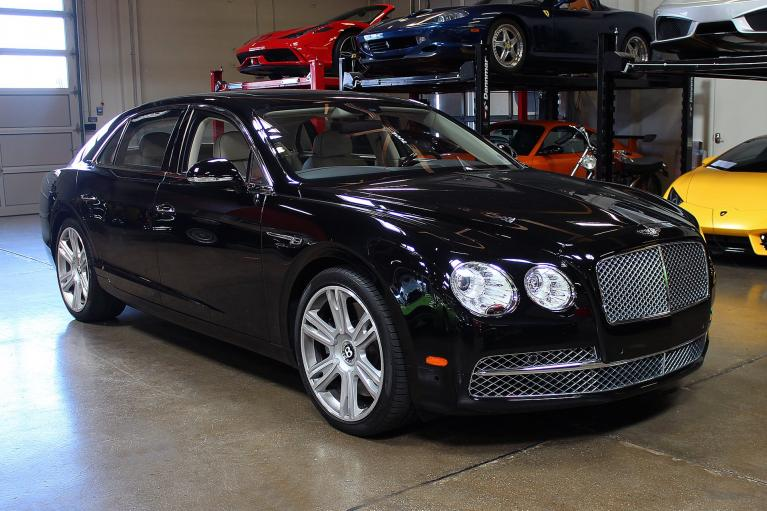Used 2014 Bentley Flying Spur for sale Sold at San Francisco Sports Cars in San Carlos CA 94070 1