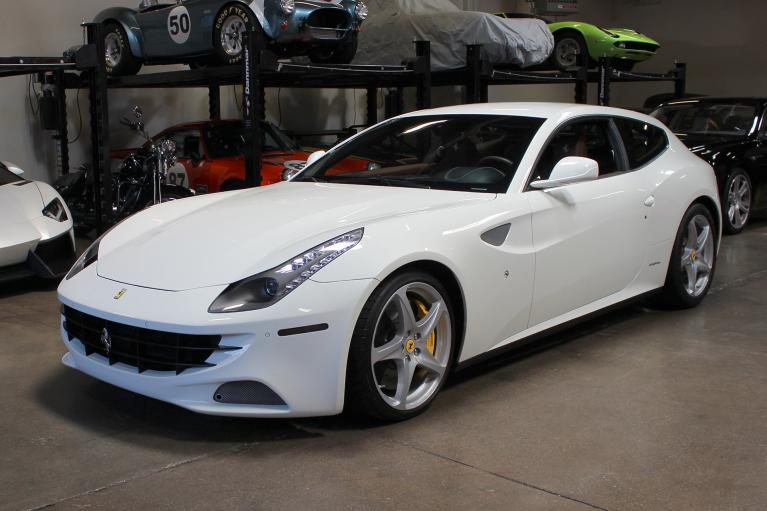 Used 2012 Ferrari FF for sale Sold at San Francisco Sports Cars in San Carlos CA 94070 3