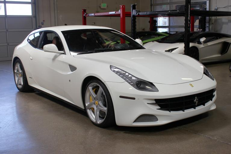 Used 2012 Ferrari FF for sale Sold at San Francisco Sports Cars in San Carlos CA 94070 1