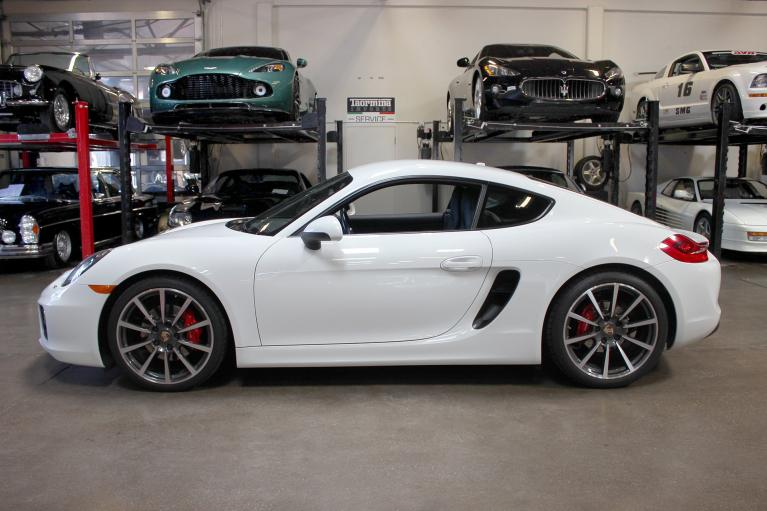 Used 2014 Porsche Cayman for sale Sold at San Francisco Sports Cars in San Carlos CA 94070 4