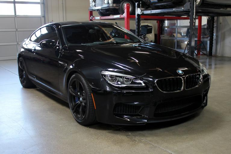 Used 2017 BMW M6 for sale Sold at San Francisco Sports Cars in San Carlos CA 94070 1