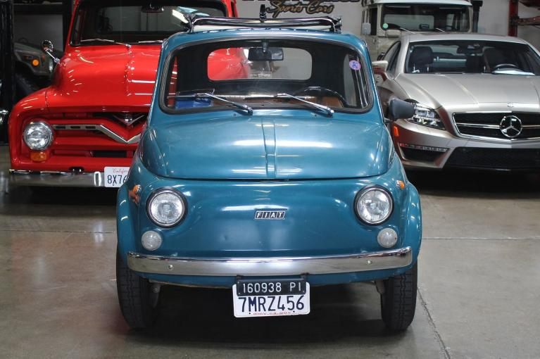 Used 1971 Fiat 500L for sale Sold at San Francisco Sports Cars in San Carlos CA 94070 2