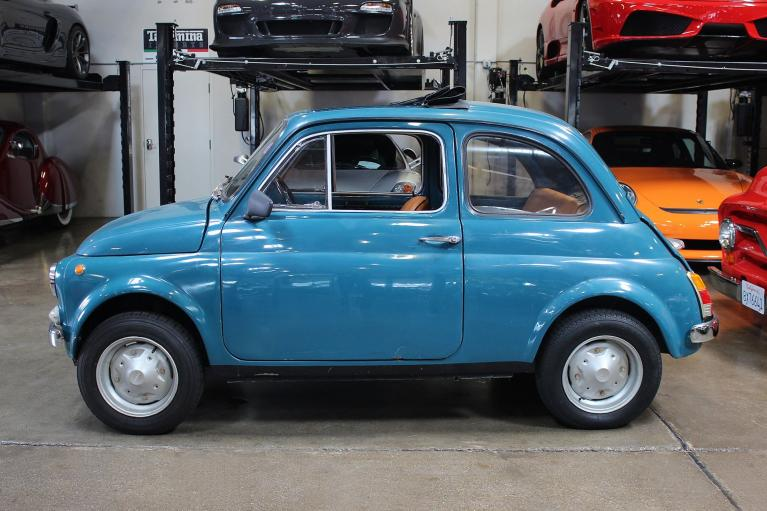 Used 1971 Fiat 500L for sale Sold at San Francisco Sports Cars in San Carlos CA 94070 4