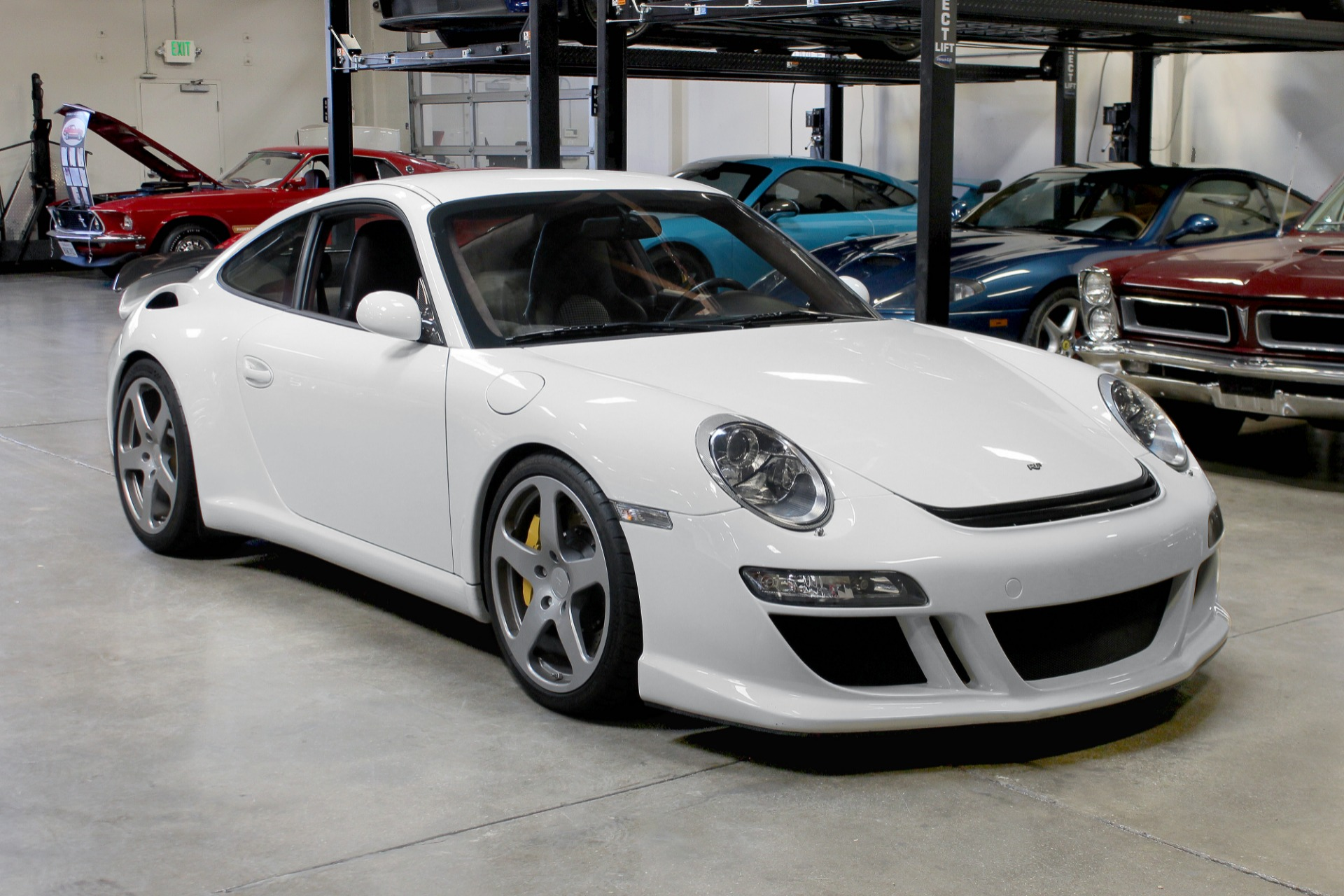 Used 2006 Porsche 911 for sale Sold at San Francisco Sports Cars in San Carlos CA 94070 1