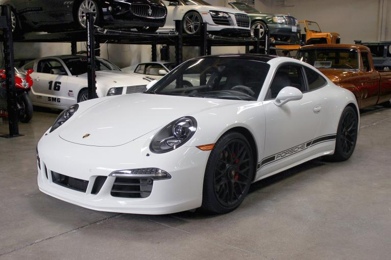 Used 2015 Porsche 911 for sale Sold at San Francisco Sports Cars in San Carlos CA 94070 3