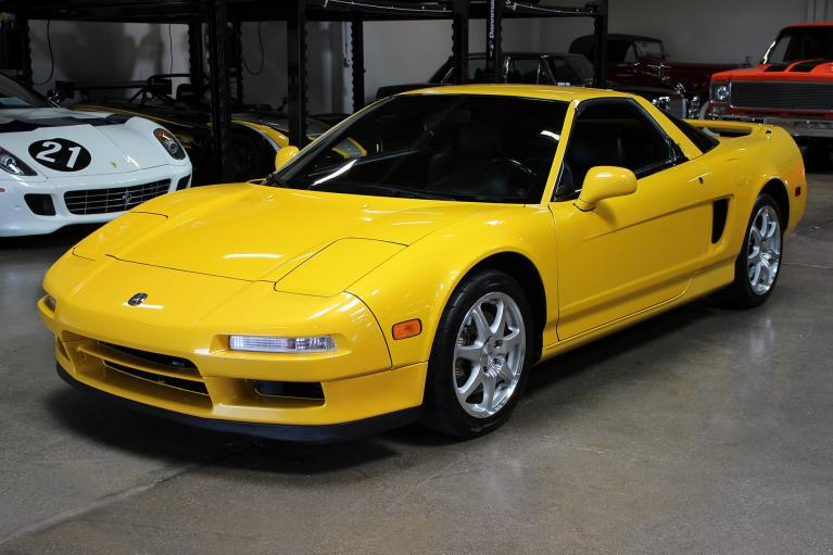 Used 1997 Acura NSX for sale Sold at San Francisco Sports Cars in San Carlos CA 94070 3