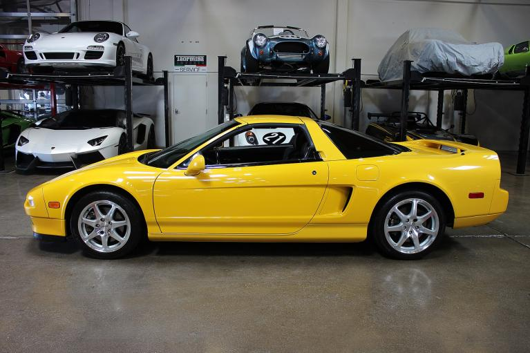 Used 1997 Acura NSX for sale Sold at San Francisco Sports Cars in San Carlos CA 94070 4