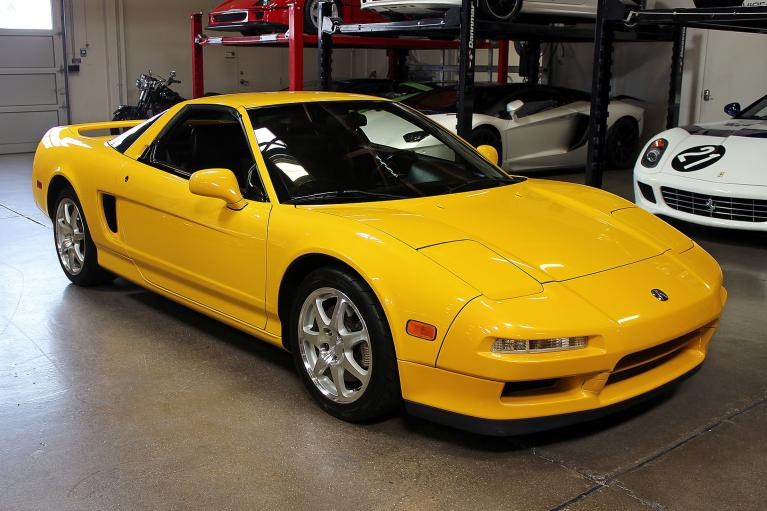 Used 1997 Acura NSX for sale Sold at San Francisco Sports Cars in San Carlos CA 94070 1