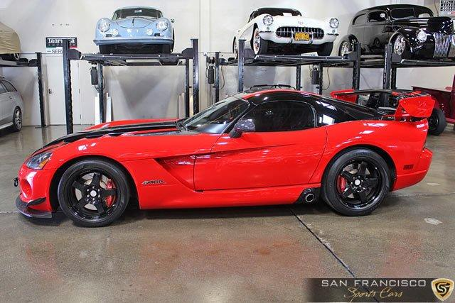 Used 2008 Dodge Viper ACR for sale Sold at San Francisco Sports Cars in San Carlos CA 94070 3