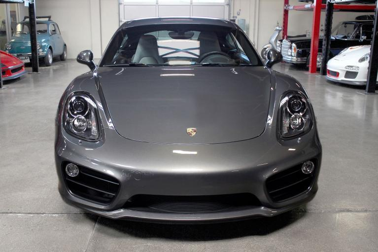 Used 2015 Porsche Cayman for sale Sold at San Francisco Sports Cars in San Carlos CA 94070 2