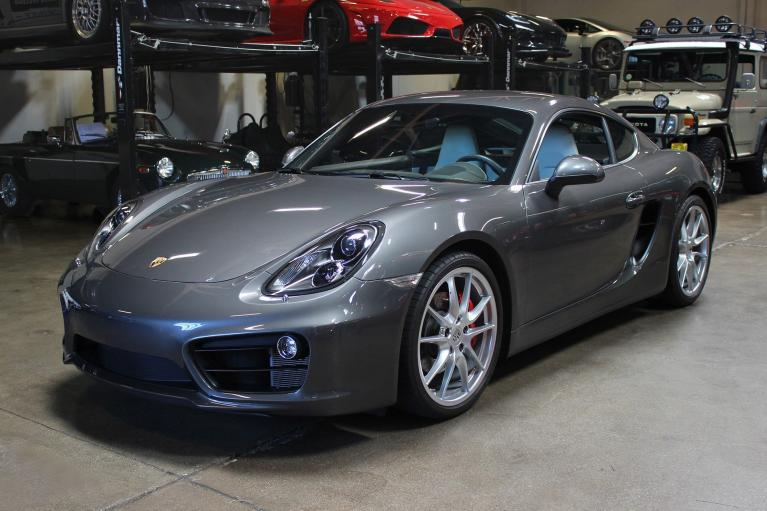 Used 2015 Porsche Cayman for sale Sold at San Francisco Sports Cars in San Carlos CA 94070 3