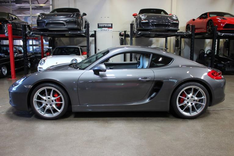 Used 2015 Porsche Cayman for sale Sold at San Francisco Sports Cars in San Carlos CA 94070 4