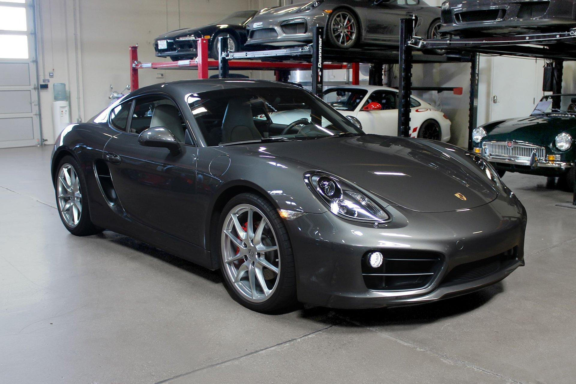 Used 2015 Porsche Cayman for sale Sold at San Francisco Sports Cars in San Carlos CA 94070 1