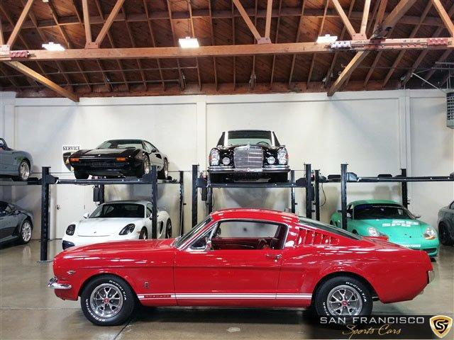 Used 1966 Ford Mustang Fastback for sale Sold at San Francisco Sports Cars in San Carlos CA 94070 3