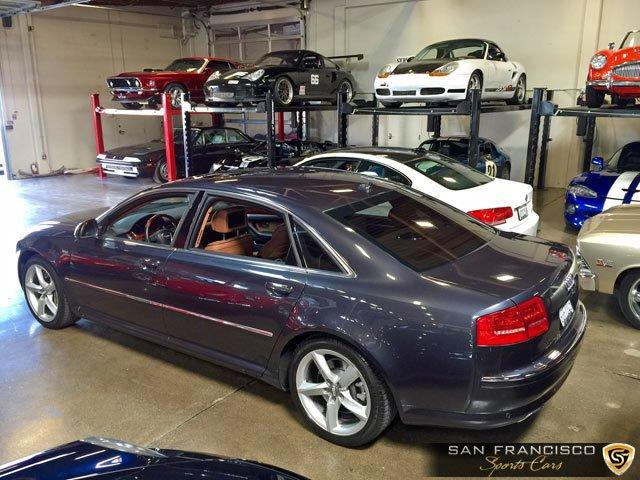 Used 2008 Audi A8L for sale Sold at San Francisco Sports Cars in San Carlos CA 94070 2