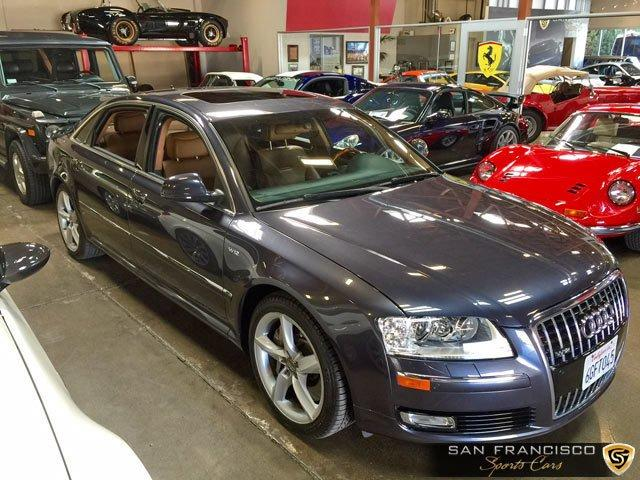 Used 2008 Audi A8L for sale Sold at San Francisco Sports Cars in San Carlos CA 94070 3