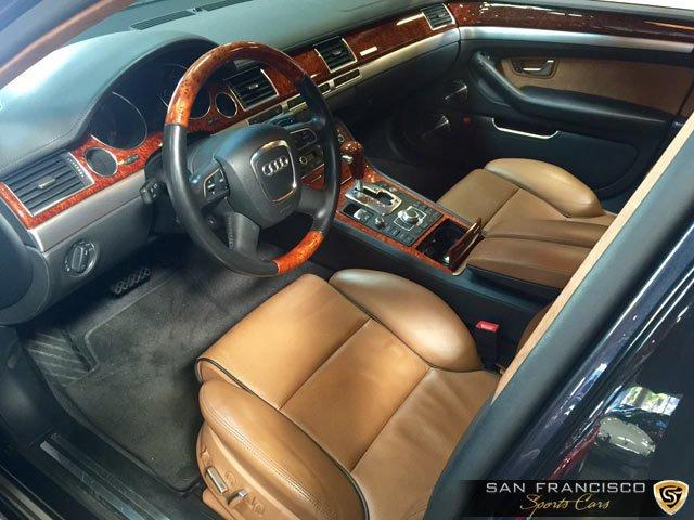 Used 2008 Audi A8L for sale Sold at San Francisco Sports Cars in San Carlos CA 94070 4