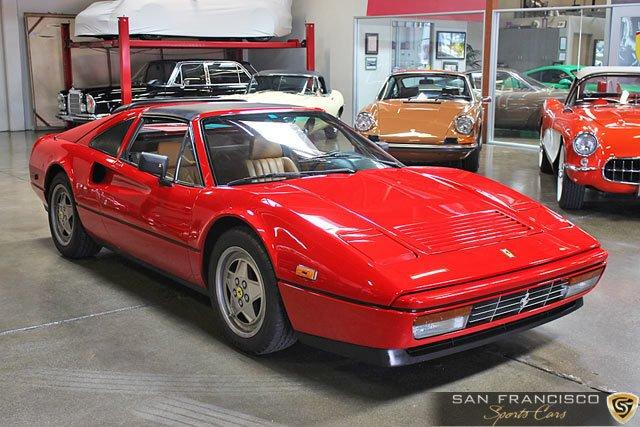 Used 1989 Ferrari 328 GTS for sale Sold at San Francisco Sports Cars in San Carlos CA 94070 1