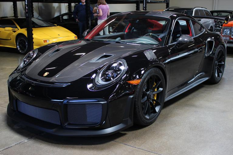 Used 2018 Porsche 911 for sale Sold at San Francisco Sports Cars in San Carlos CA 94070 3