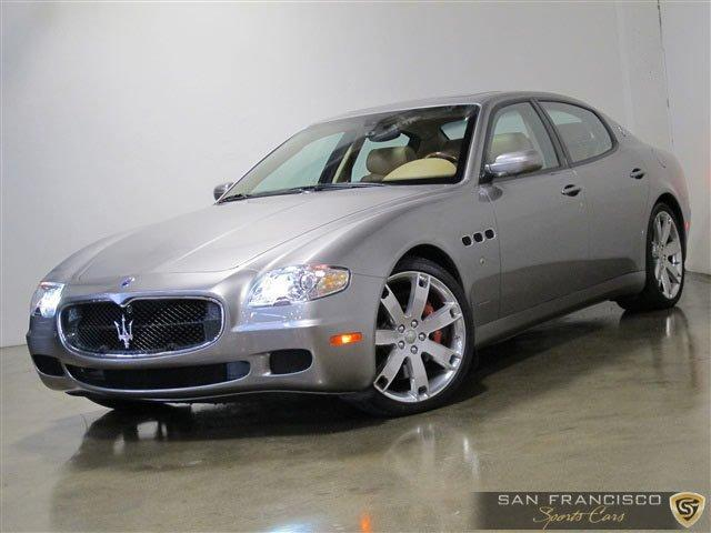 Used 2008 Maserati Quattroporte GTS for sale Sold at San Francisco Sports Cars in San Carlos CA 94070 2