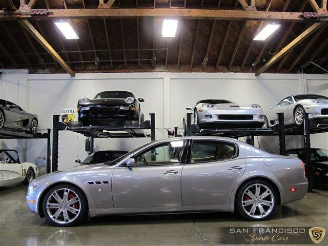 Used 2008 Maserati Quattroporte GTS for sale Sold at San Francisco Sports Cars in San Carlos CA 94070 3
