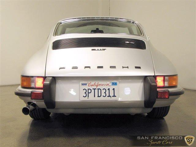 Used 1974 Porsche 911T for sale Sold at San Francisco Sports Cars in San Carlos CA 94070 4