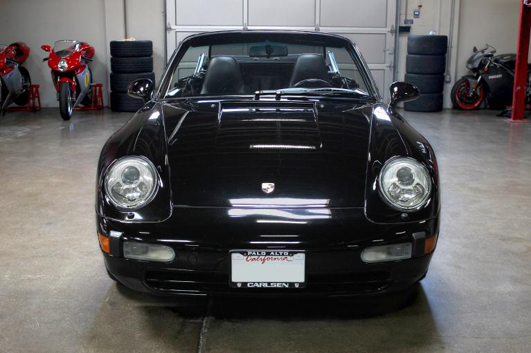 Used 1995 Porsche 911 Carrera for sale Sold at San Francisco Sports Cars in San Carlos CA 94070 2
