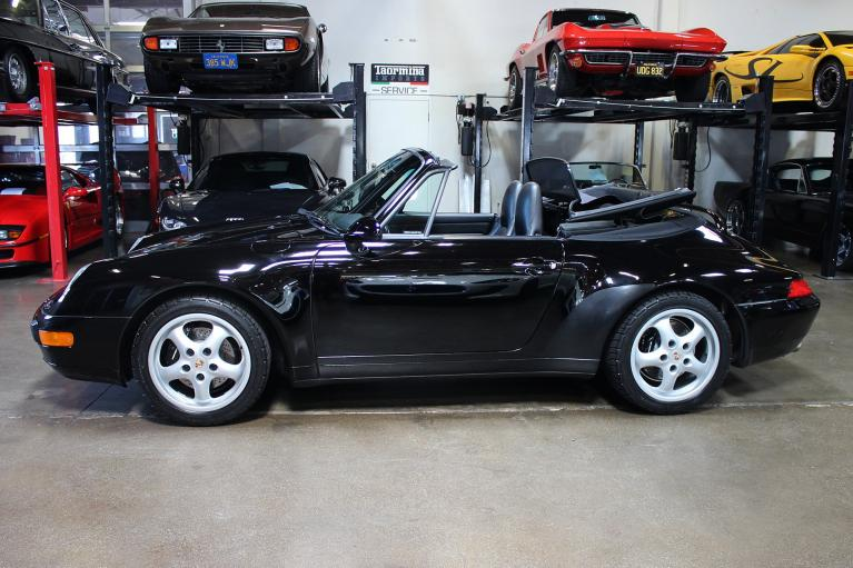 Used 1995 Porsche 911 Carrera for sale Sold at San Francisco Sports Cars in San Carlos CA 94070 4