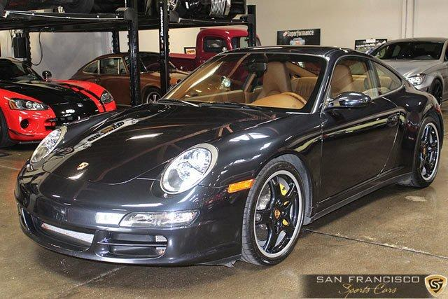 Used 2008 Porsche 911 Carrera 4S for sale Sold at San Francisco Sports Cars in San Carlos CA 94070 2