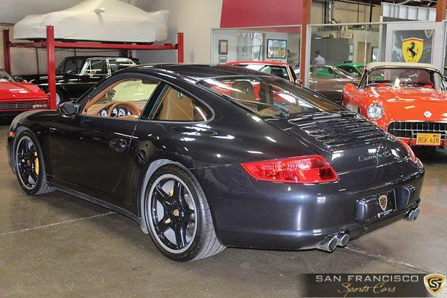 Used 2008 Porsche 911 Carrera 4S for sale Sold at San Francisco Sports Cars in San Carlos CA 94070 4