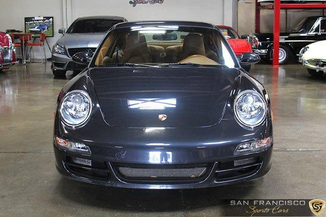 Used 2008 Porsche 911 Carrera 4S for sale Sold at San Francisco Sports Cars in San Carlos CA 94070 1