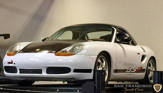 Used 1997 Porsche Boxster Spec Racer for sale Sold at San Francisco Sports Cars in San Carlos CA 94070 1