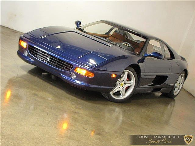 Used 1999 Ferrari F355 Berlinetta for sale Sold at San Francisco Sports Cars in San Carlos CA 94070 2