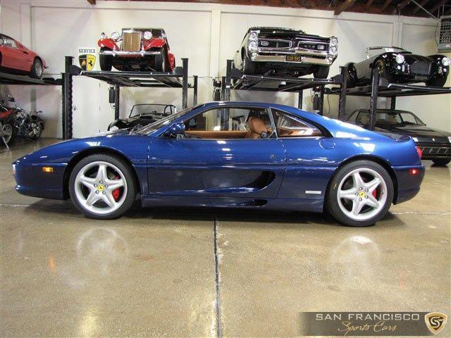 Used 1999 Ferrari F355 Berlinetta for sale Sold at San Francisco Sports Cars in San Carlos CA 94070 3
