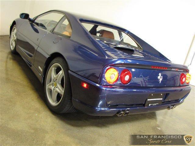 Used 1999 Ferrari F355 Berlinetta for sale Sold at San Francisco Sports Cars in San Carlos CA 94070 4