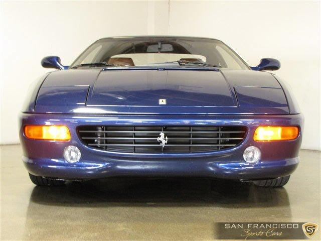 Used 1999 Ferrari F355 Berlinetta for sale Sold at San Francisco Sports Cars in San Carlos CA 94070 1