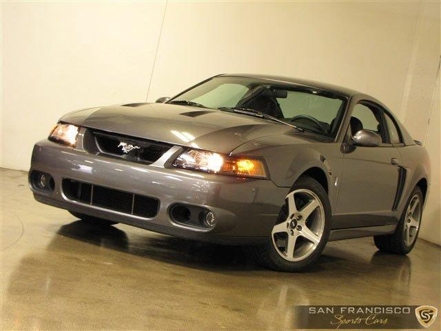 Used 2003 Ford Mustang Cobra SVT for sale Sold at San Francisco Sports Cars in San Carlos CA 94070 2