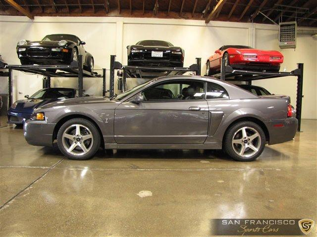 Used 2003 Ford Mustang Cobra SVT for sale Sold at San Francisco Sports Cars in San Carlos CA 94070 3