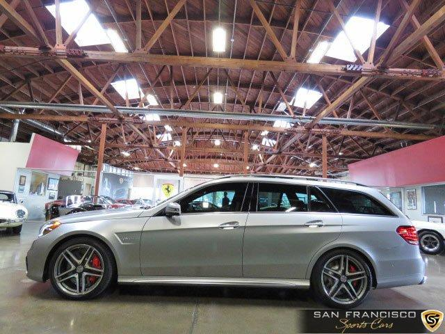 Used 2016 Mercedes-Benz E63 Wagon for sale Sold at San Francisco Sports Cars in San Carlos CA 94070 3