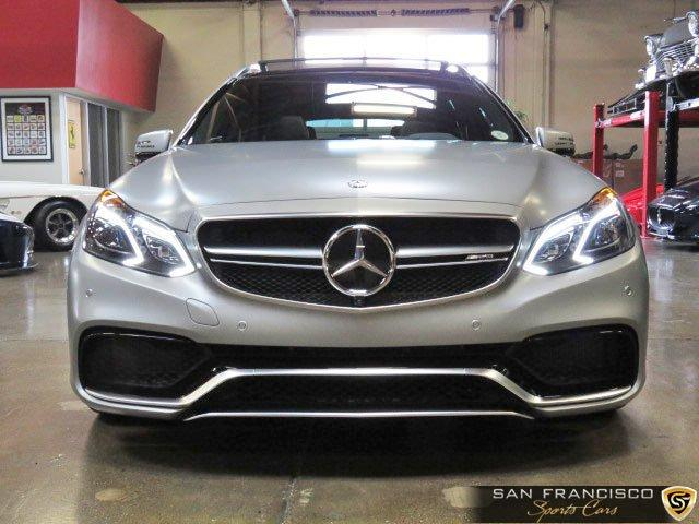 Used 2016 Mercedes-Benz E63 Wagon for sale Sold at San Francisco Sports Cars in San Carlos CA 94070 1