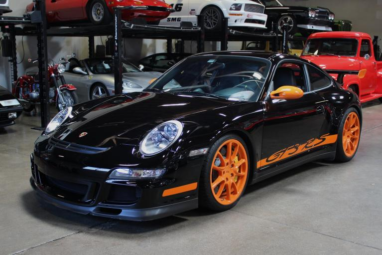Used 2007 Porsche 911 GT3 RS for sale Sold at San Francisco Sports Cars in San Carlos CA 94070 3